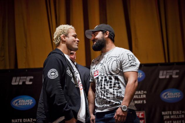 UFC on Fox 3 Fight Predictions: Josh Koscheck vs. Johny Hendricks