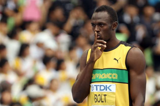 Usain Bolt Leads Field of Olympic Heavyweights in Jamaican Invitational