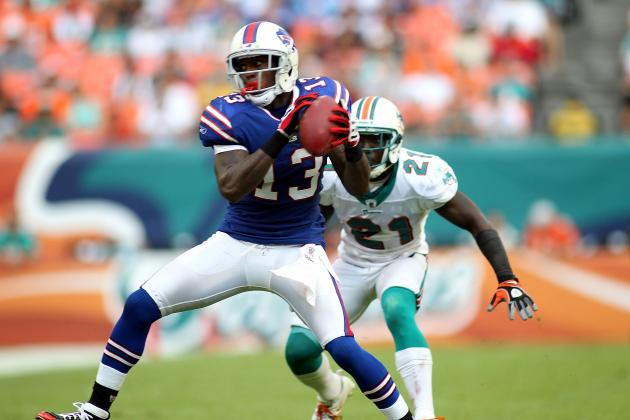 Buffalo Bills Training Camp Battles, Part Two: Wide Receiver