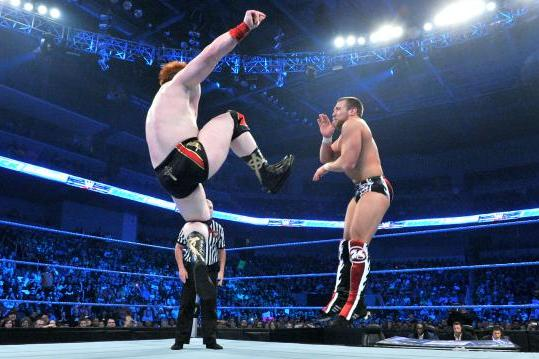 WWE SmackDown: Sheamus vs. Bryan, the Divas Wrestle and More