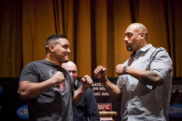 UFC on FOX 3 Fight Predictions: Pat Barry vs. Lavar Johnson