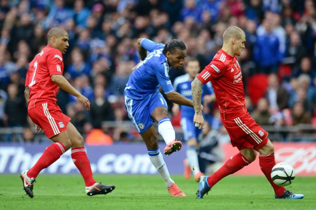Chelsea vs. Liverpool Live: Score Updates for FA Cup Final