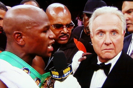 Mayweather vs. Cotto: Larry Merchant Must Interview Floyd Mayweather Again