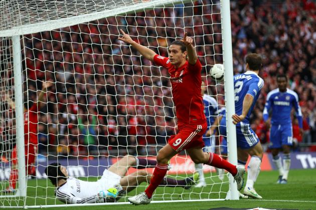 Liverpool vs. Chelsea: Andy Carroll Shines in Reds' 2-1 Loss