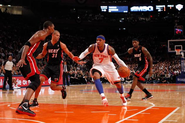 NBA Playoff Schedule 2012: Power Ranking Top Sunday Game 4 Matchups