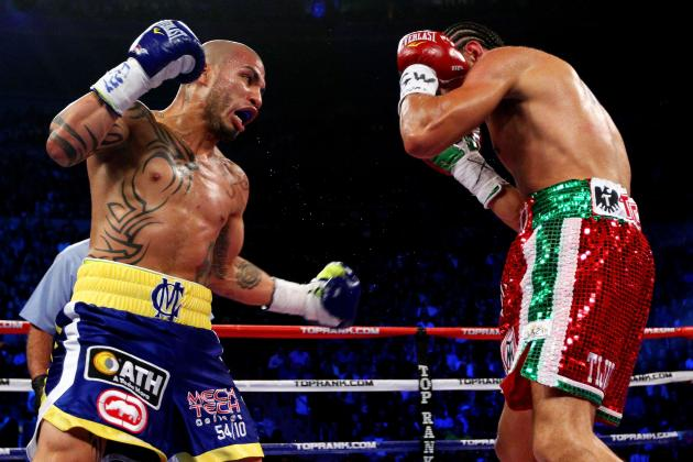 Mayweather vs. Cotto: Miguel Cotto Must Dominate Early Rounds