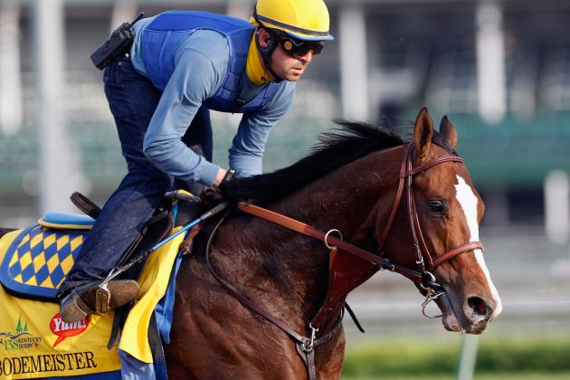 Kentucky Derby Odds 2012: Favorites Sure to Stink out Churchill Downs