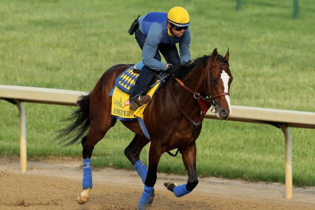 Bodemeister: Kentucky Derby Win Would Start a Legacy