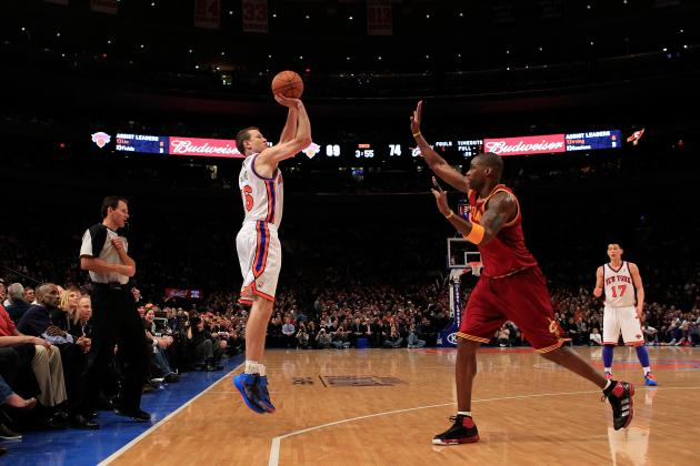 New York Knicks Need to Bring Steve Novak Back Next Season