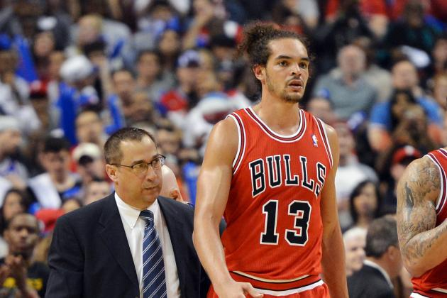 Tom Thibodeau's Use of Joakim Noah Calls out Questions About Chicago Bulls Coach