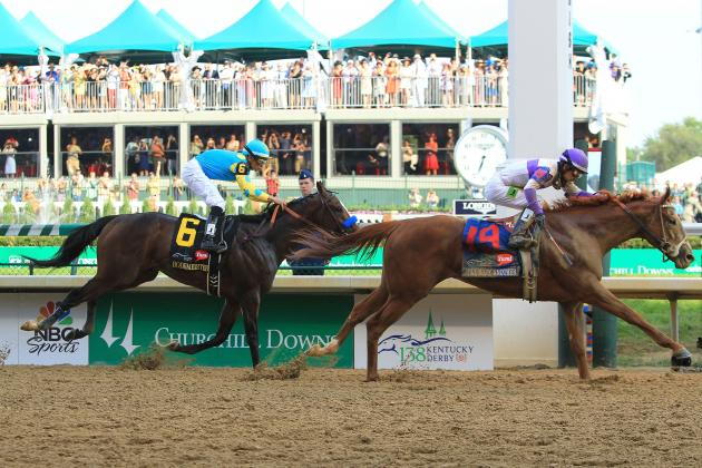 Kentucky Derby 2012 Results: Complete Standings for Entire Field