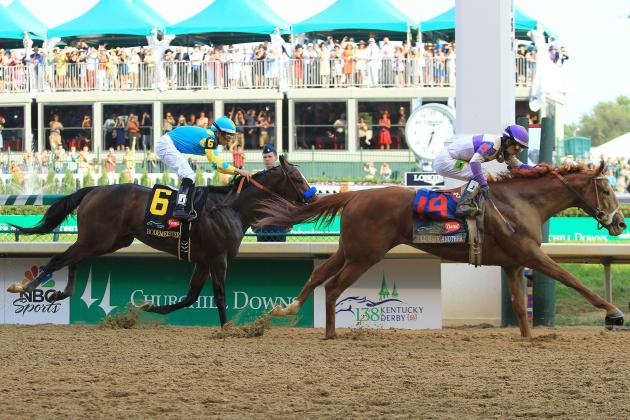 Kentucky Derby 2012 Results: I'll Have Another Runs Down Bodemeister