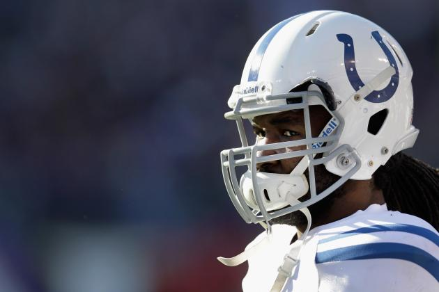 Joseph Addai Signs with New England Patriots According to Reports