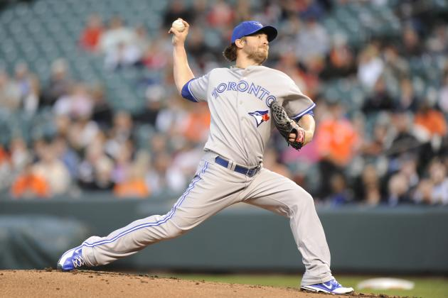 Kyle Drabek: Toronto Blue Jays Righty Lighting Up the Mound in 2012