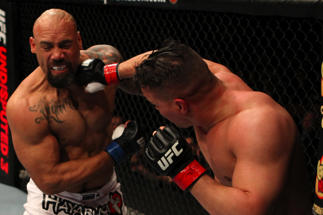 The Slobber Knocker: Lavar Johnson and Pat Barry Show Why Heavyweights Rule MMA