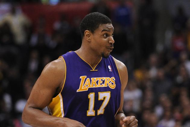 NBA Playoffs 2012: Los Angeles Lakers Must Feature Andrew Bynum in Game 4