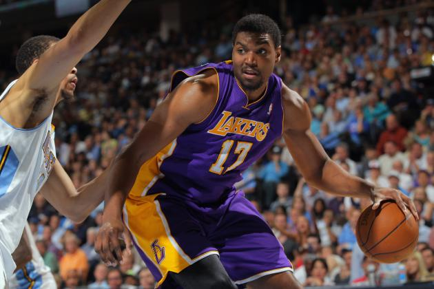 Lakers vs. Nuggets: Los Angeles C Andrew Bynum Must Elevate His Play in Game 4