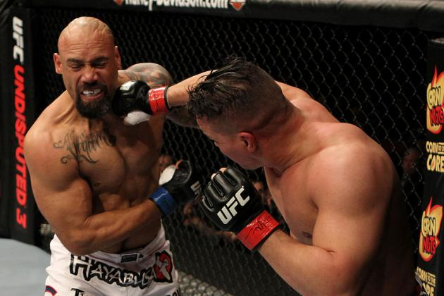 UFC on Fox 3 Results: Should Pat Barry Get Another Chance in the UFC?