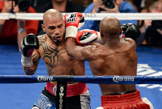 Cotto strikes back.