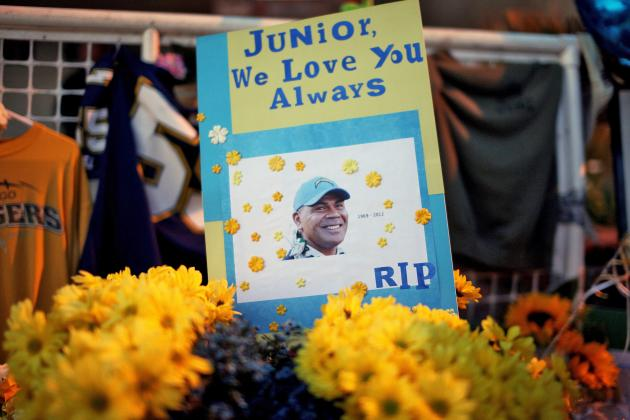 Junior Seau's Death Goes Beyond Football and Concussions