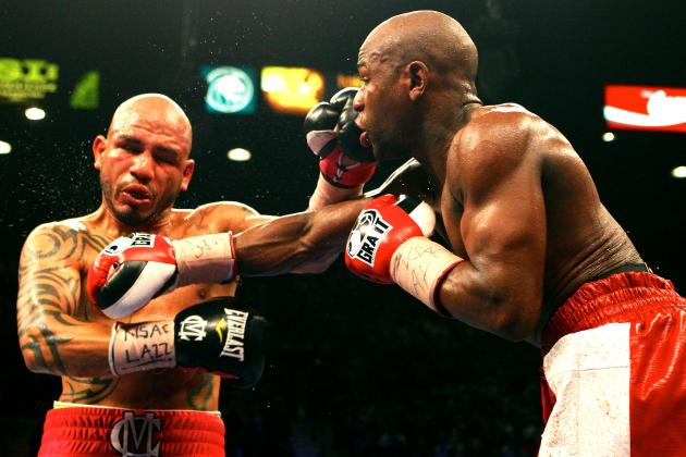 Mayweather vs Cotto Results: Live Round by Round Results and Reaction