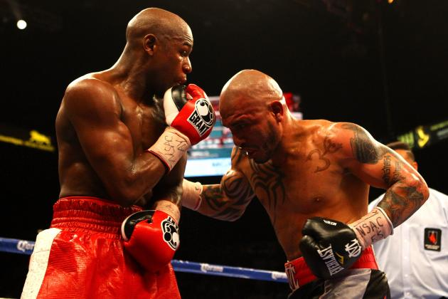 Floyd Mayweather Beats Miguel Cotto Via Unanimous Decision