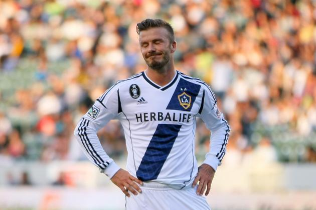 David Beckham's Performance vs. Red Bulls Shows He's Not Made for Team GB