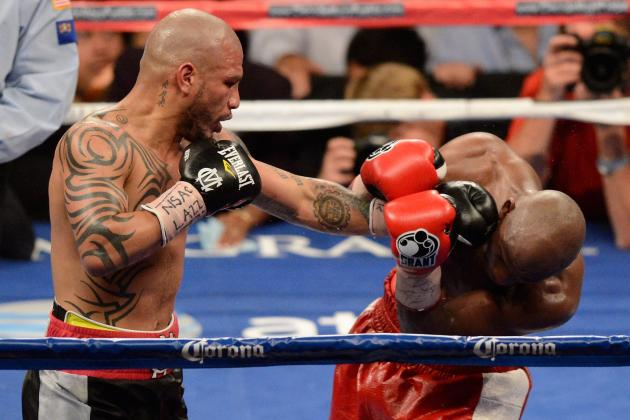 Mayweather vs Cotto: Tough Competition Between the Two Not Surprising