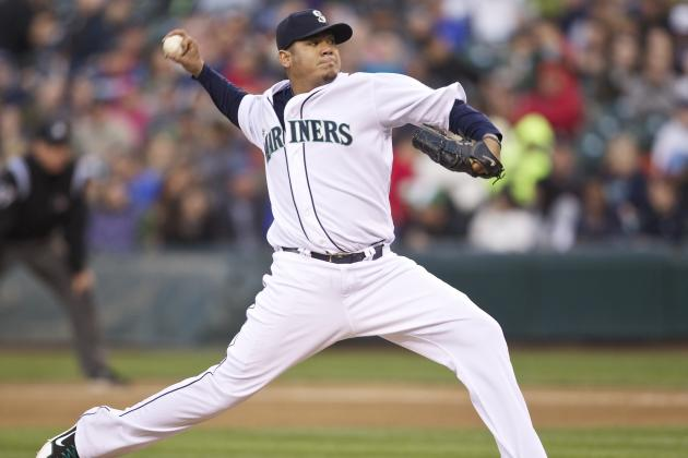 Twins vs. Mariners: Seattle Lineup Gives Felix Hernandez Much-Needed Support