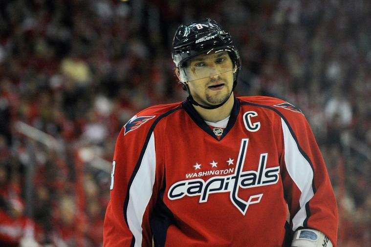 NHL Playoffs 2012: Why Ovechkin Won't Be Suspended for His Hit on Girardi