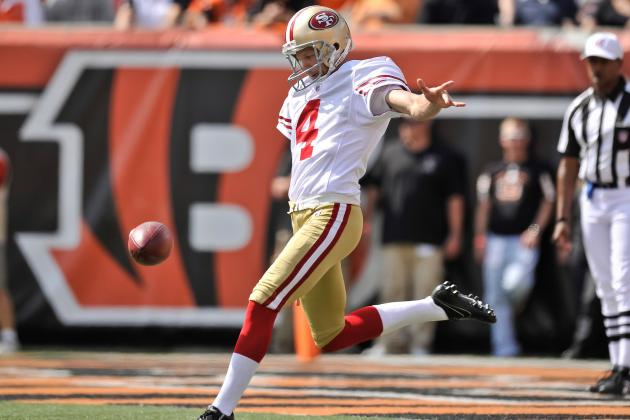 Andy Lee Is the San Francisco 49ers' MVP and a True Sporting Hero