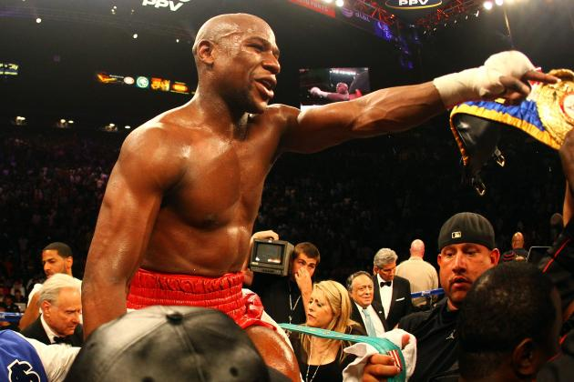 Mayweather vs. Cotto Purse: Breakdown of Payouts for Both Fighters