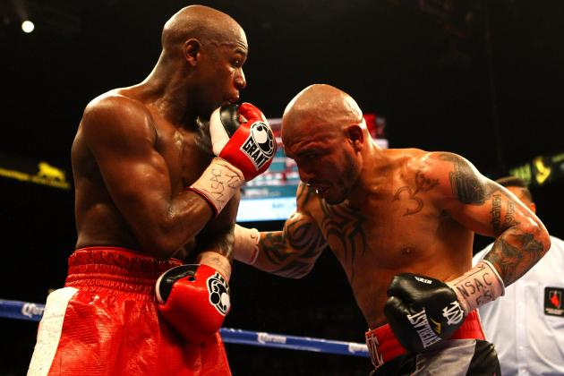 Miguel Cotto's Blueprint to Beat Floyd Mayweather: What Worked and What Didn't