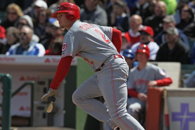 Cincinnati Reds: The Leadoff Spot Is a Huge Problem