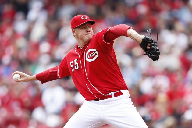Mat Latos: Cincinnati Reds SP May Benefit from Sunday's Home Plate Umpire