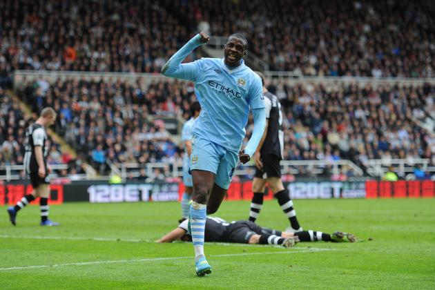 Manchester City 2-0 Newcastle: The Poetics of Yaya Toure's Goal