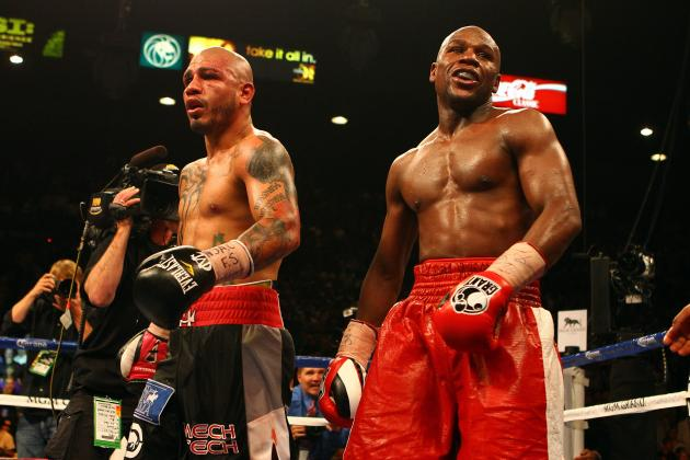 Mayweather vs Cotto Results: Megafight with Pacquiao Must Be Next for Money May