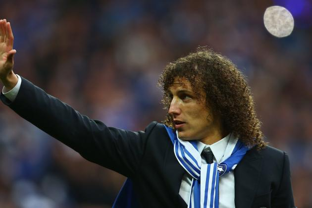 David Luiz: Why Chelsea Defender Should Not Go to FC Barcelona
