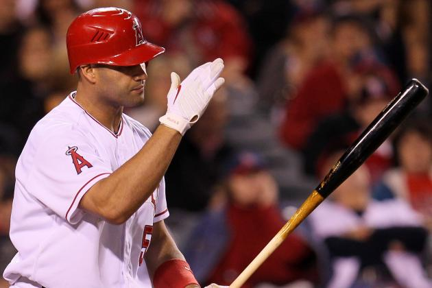 Los Angeles Angels: Sitting Albert Pujols Might Jump-Start the Angels Offense