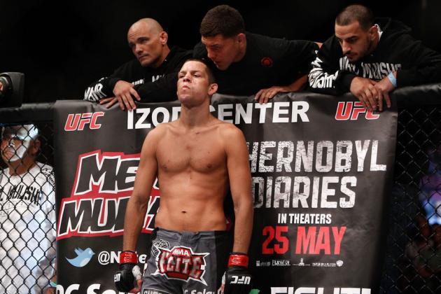 Nate Diaz vs. Jim Miller: Should Nate Diaz Wait for a Title Shot?