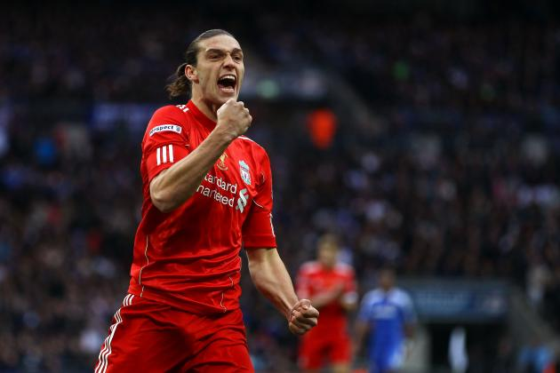 Chelsea vs. Liverpool: Andy Carroll Proves Doubters Wrong in FA Cup Final
