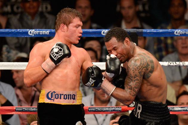 Mosley vs. Alvarez Results: Devastating Loss Proves Shane Mosley Must Retire