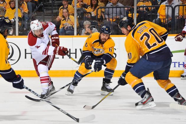 2012 NHL Playoffs: What Elimination Would Really Mean for Nashville Predators