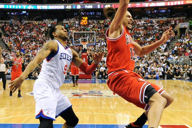 NBA Playoff Schedule 2012: Top Seeds in Trouble in 1st Round