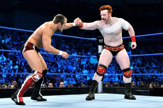 WWE SmackDown Likes and Dislikes: Sheamus Defeats Daniel Bryan Again