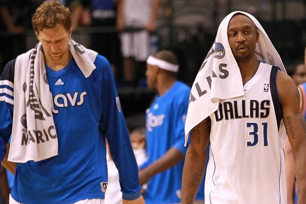 Jason Terry Knows He Might Have to Go