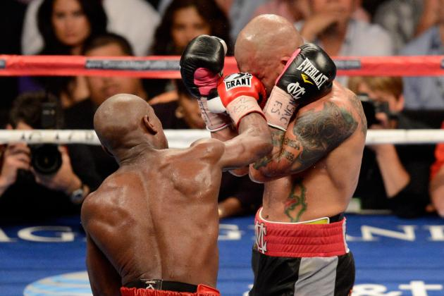 Mayweather vs. Cotto Results: Junito Isn't Hall of Fame Material