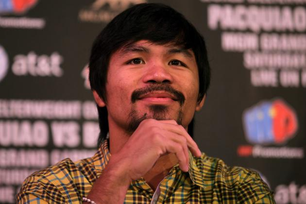 Mayweather vs. Cotto Results: Floyd's Struggle Should Attract Manny Pacquiao