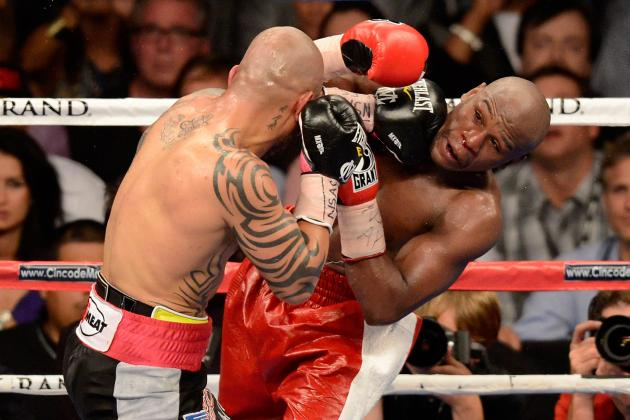 Mayweather vs. Cotto: Why Both Men Are Walking Away as Winners