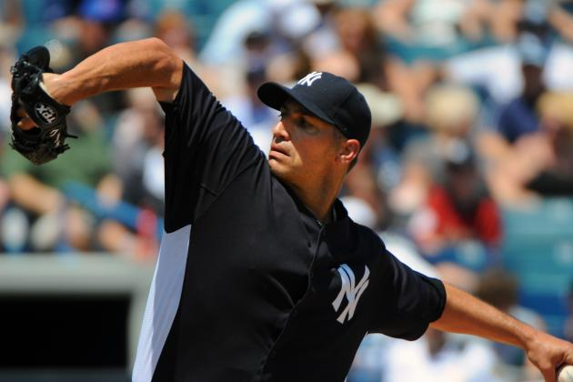 New York Yankees: Andy Pettitte Makes Final Start in Minors, Call-Up Likely Next